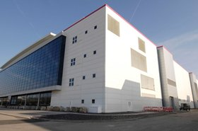 The Next Generation Data facility in Newport, Wales.