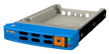 SolidScale NVMe tray