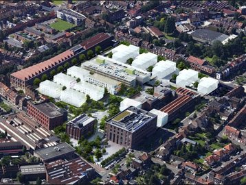 Future development of Plaine Images, Lille