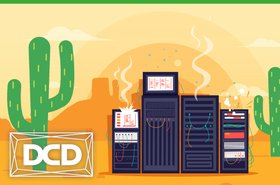 How can you cool your Data Center in drought conditions?