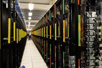 rackspace servers data centre