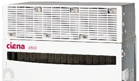 Ciena's 6500 unit in use by Reliance Globalcom.
