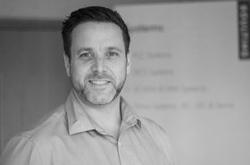 Robin Whitehead, solutions manager, Boulting Technology