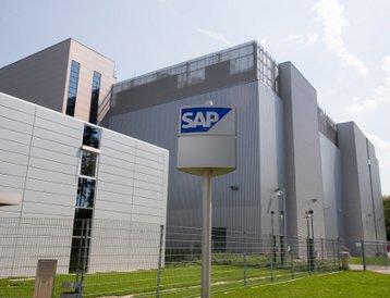 SAP data center, St. Leon-Rot Germany