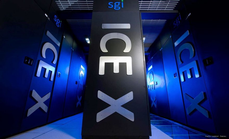 SGI Ice X 'Pangeia' - currently the 16th most powerful supercomputer in the world