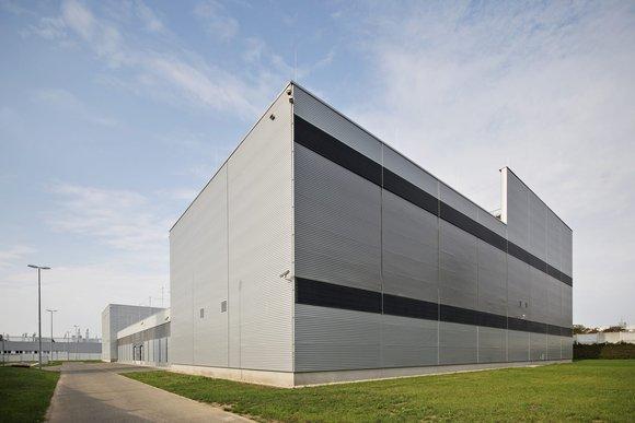 Škoda Auto data center