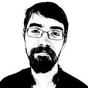 Seb Moss - editorial portrait