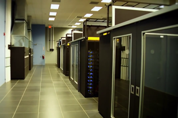 Secure-24 data center in Michigan