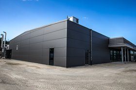EcoDataCenter facility in Falun