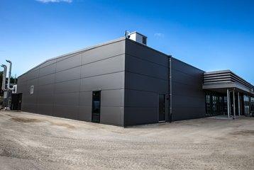 EcoDataCenter facility in Falun