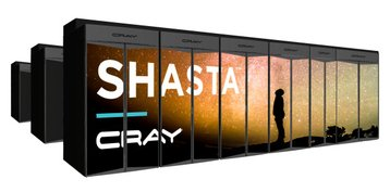 Shasta, Cray