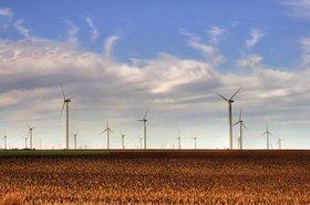 Smoky Hills wind farm, Kansas