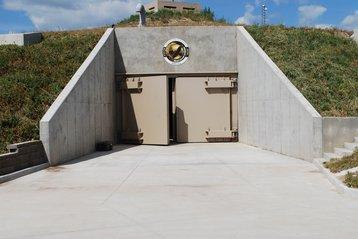 Survival Condo Project blast doors