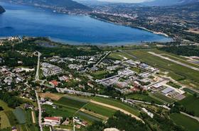 Aerial view Technolac