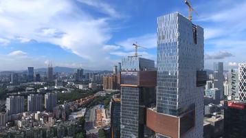 Tencent headquarters, Shenzhen, China