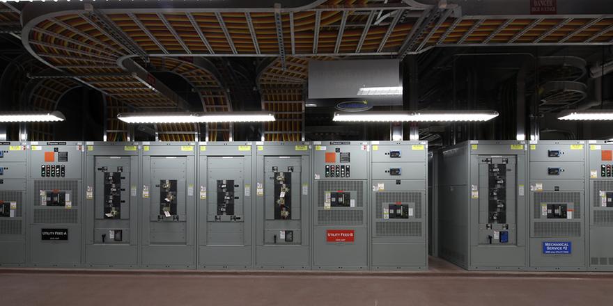LightBound data center in Indiana