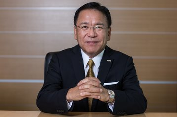 Tetsuya Shoji, CEO and president of NTT Communications