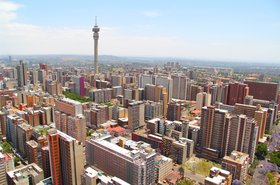 Downtown Joburg, South Africa