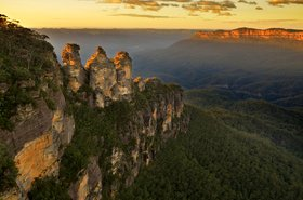 Blue Mountains, Australia, New South Wales