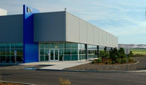 Vantage's first data center in Quincy, Washington