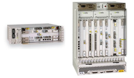 Vello Optical Networking systems