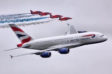 british airways airbus red arrows airwolfhound wikipedia