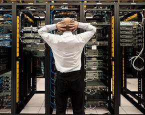 data center disaster dcim management thinkstock