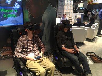 Data center VR