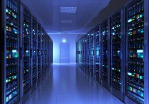 Inside an ST Telemedia facility