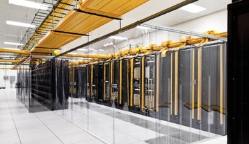 Existing Google data center in Council Bluffs