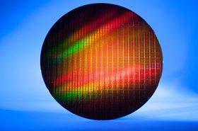 16nm NAND wafer