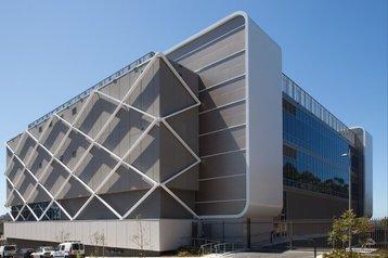 iseek Communications data center, Gore Hill, Sydney.jpg