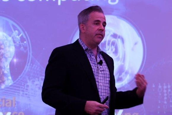 Jason Waxman at DCD>Enterprise 2018