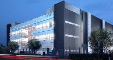 Equinix Slough Data Center Completes 163 26m Expansion Dcd