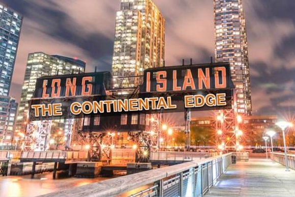 Long Island continental edge