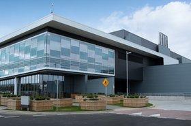 Microsoft Dublin data center