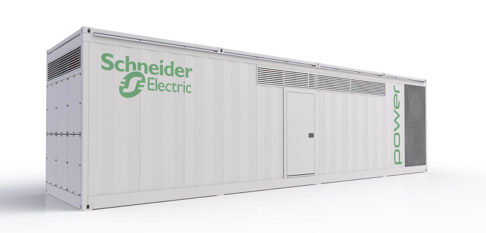 Baidu Buys Modular Data Center From Schneider Dcd
