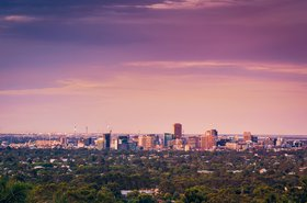 Adelaide, capital of South Australia