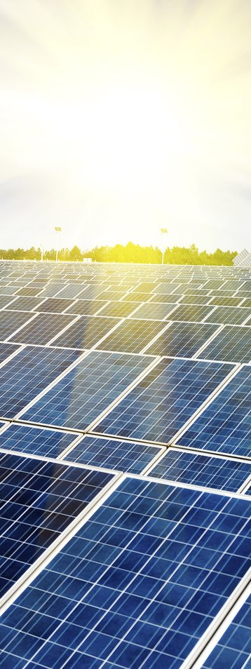 photovoltaic cells tall