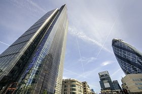 salesforce tower outside