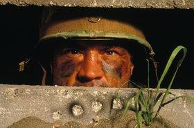 snoopin soldier