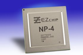 EZchip NP-4 network processor