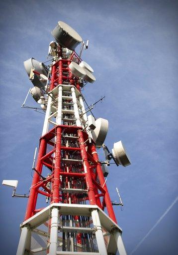 A mobile base station